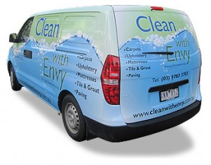 clean-with-envy-van